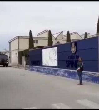 A Spinea arrivano i camion militari con le bare dalla Lombardia