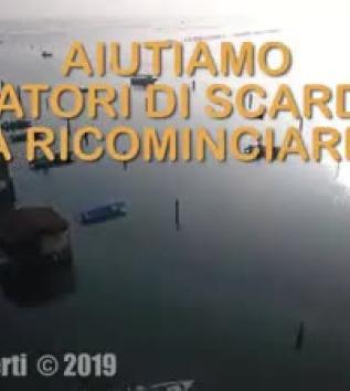 """""""Aiutiamo Scardovari a ripartire"""": un emozionante video per la raccolta fondi"""