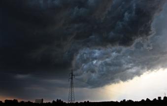 Ferragosto con il maltempo: previsti temporali in tutto il veneto