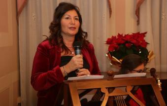 """Gli auguri di Natale del prefetto al Polesine: """"Calorosa accoglienza, grazie""""."""