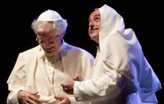 Lopez e Solenghi, risate amarcord al Serafin