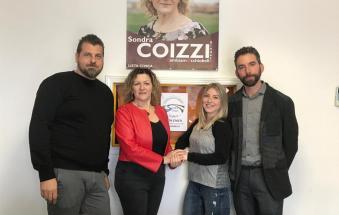 Nuovi volti per Sondra Coizzi