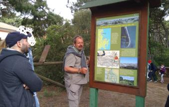 Ipsia tra pesca e natura