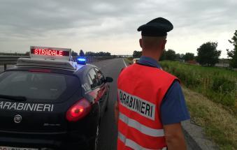 85enne in stato confusionale contromano in Transpolesana
