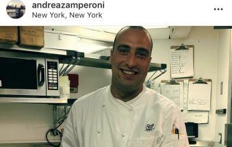 Lo chef di Cipriani trovato morto a New York