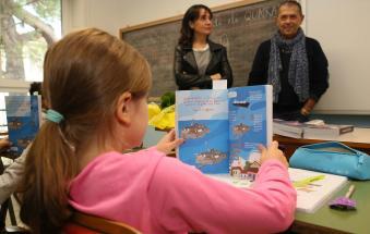 Il Diario della Voce conquista i ragazzi delle scuole
