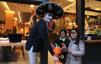 """""""Halloween, non create assembramenti"""". E preoccupa anche la manifestazione di domenica"""
