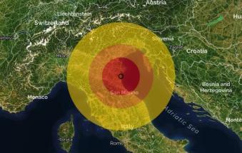 Scossa di terremoto sui lidi, avvertita anche nel Delta
