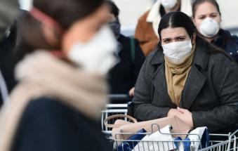280mila mascherine per fronteggiare il virus