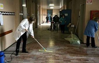 Igienizzati tutti i locali scolastici