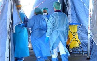 Un esercito di infermieri volontari per aiutare le regioni più colpite