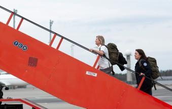 Due team di medici da Romania e Norvegia per aiutarci nell'emergenza