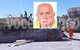 Boccasette sotto choc, Maurizio ucciso da una scarica elettrica