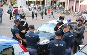Controlli straordinari per la movida del weekend
