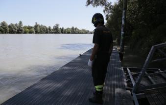 Recuperato un corpo nell'Adige: si tratta di un 46enne di Este