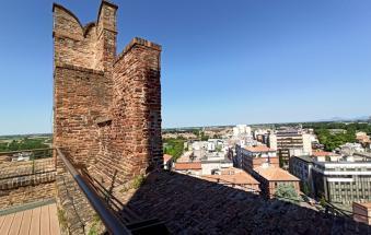 Viaggio in anteprima all'interno della Torre simbolo della città. E la vista dall'alto è mozzafiato