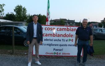 """""""In Veneto è l'ora del cambiamento"""""""
