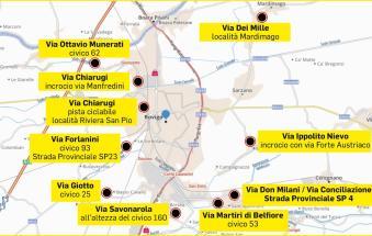 Dieci nuovi velobox sulle strade: la città ora è circondata