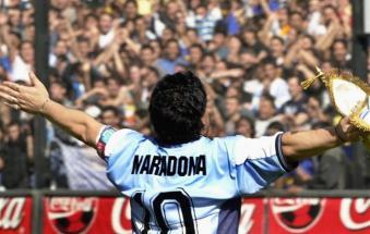 E' morto Maradona