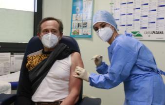 Sono 37 i primi immunizzati polesani