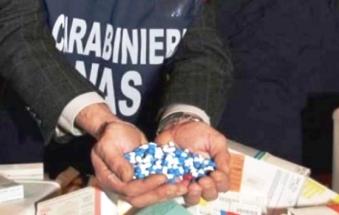 Farmaco.. a luci rosse importato dalla Cina: maxi sequestro