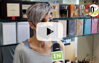 """i protagonisti Vania Benetti è la titolare della profumeria MariucciaProfumi e fragranze artistiche""""E' un negozio storico, io ho propongo prodotti ricercati e particolari"""""""