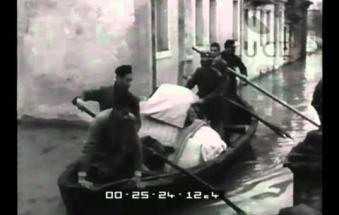Addio a Sergio Zavoli, la voce dell'alluvione del Polesine