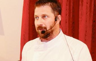 """Stefano Callegaro oggi alla """"Prova del cuoco"""""""