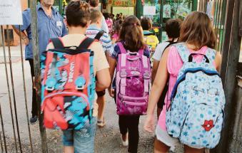 La scuola è salva: grazie all'impegno della gente