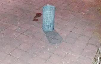 """""""Bottiglie rotte e cestini a fuoco"""""""