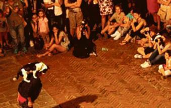 Urbe in arte, la città si fa teatro spettacoli nel segno della polis