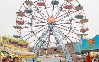 Luna Park in silenzio fino alle 18