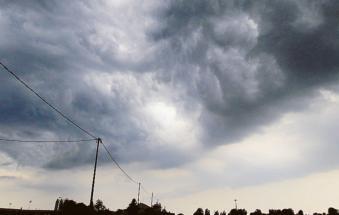 Tornano pioggia, temporali e grandine