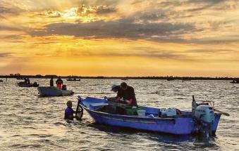 Cresce la tensione sui diritti di pesca