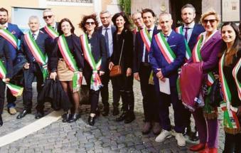 I sindaci della Zes a Roma