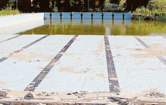 Ancora un ricorso sulle piscine