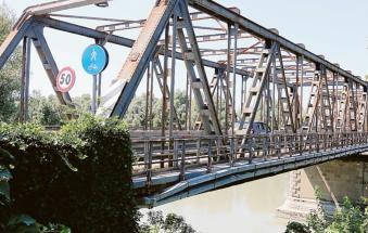 Nuovo ponte tra le due Boara, ci siamo