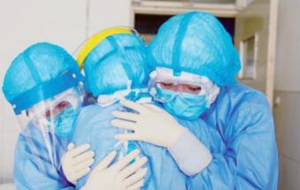 """""""Torna a crescere il numero degli infermieri contagiati. E' allarme"""""""