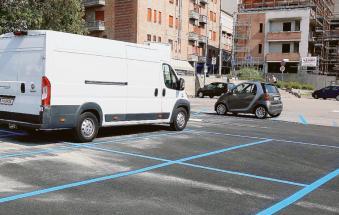 Parcheggi in centro, si torna a pagare