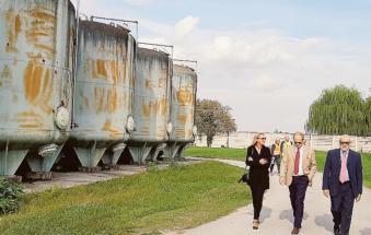 Centrale idrica, lavori in corso: possibili disservizi in nove comuni
