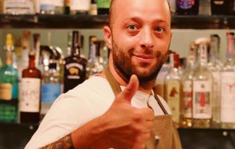 Il coronavirus non ferma Enrico: fra pochi giorni l'inaugurazione del suo super bar