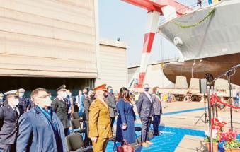Cantiere Vittoria, un altro record: una super imbarcazione per Malta
