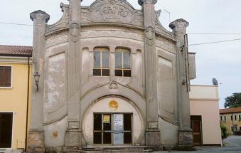 Un gioiello nel Delta: sarà teatro e museo