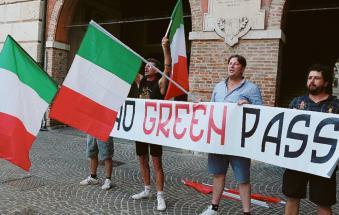 """In 150 No pass gridano """"libertà"""""""