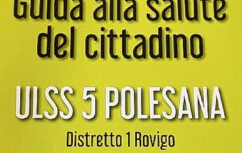 Brochure dell'Ulss abusiva diffusa nei locali del Polesine