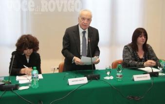 Finotti presidente emerito di fondazione Cariparo