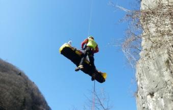Precipita dal sentiero in montagna, muore 68enne di Rovigo
