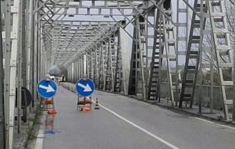 Ponte e viabilità, incroci trafficati