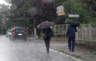 Cambia il tempo: previste piogge intense da questa sera