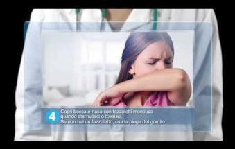 Video coronavirus (X LUCA)